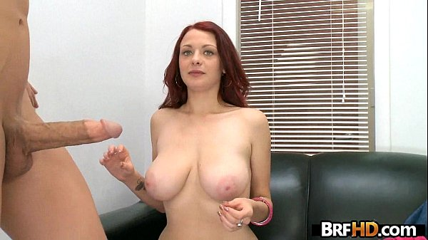 Jessica Rabbit first porn casting part 1