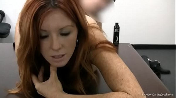 Mature red head porn casting