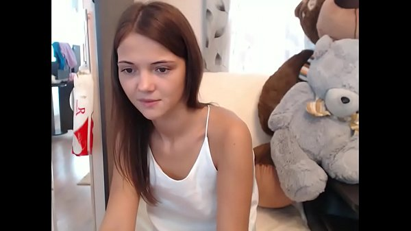 Russian cutie on web cam
